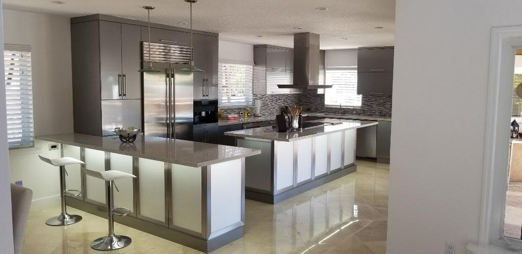 Countertop Fabricator Pompano Beach Kitchen Cabinets